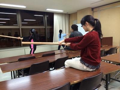 剣さばき講座3