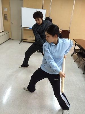 剣さばき講座4