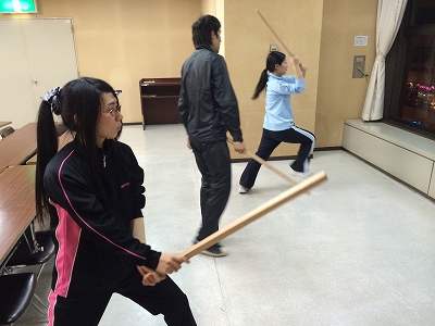 剣さばき講座6
