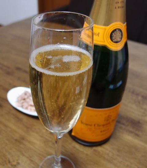 シャンパン②
