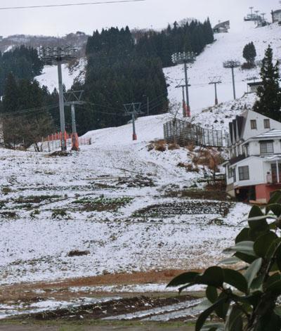 2012初雪