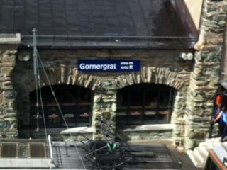gornergrat駅_