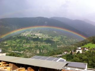美しい虹_
