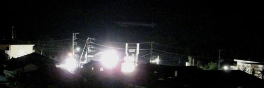 120603G 001夜間工事