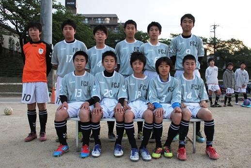 Aチーム。
