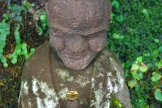 20121020 日本寺羅漢像