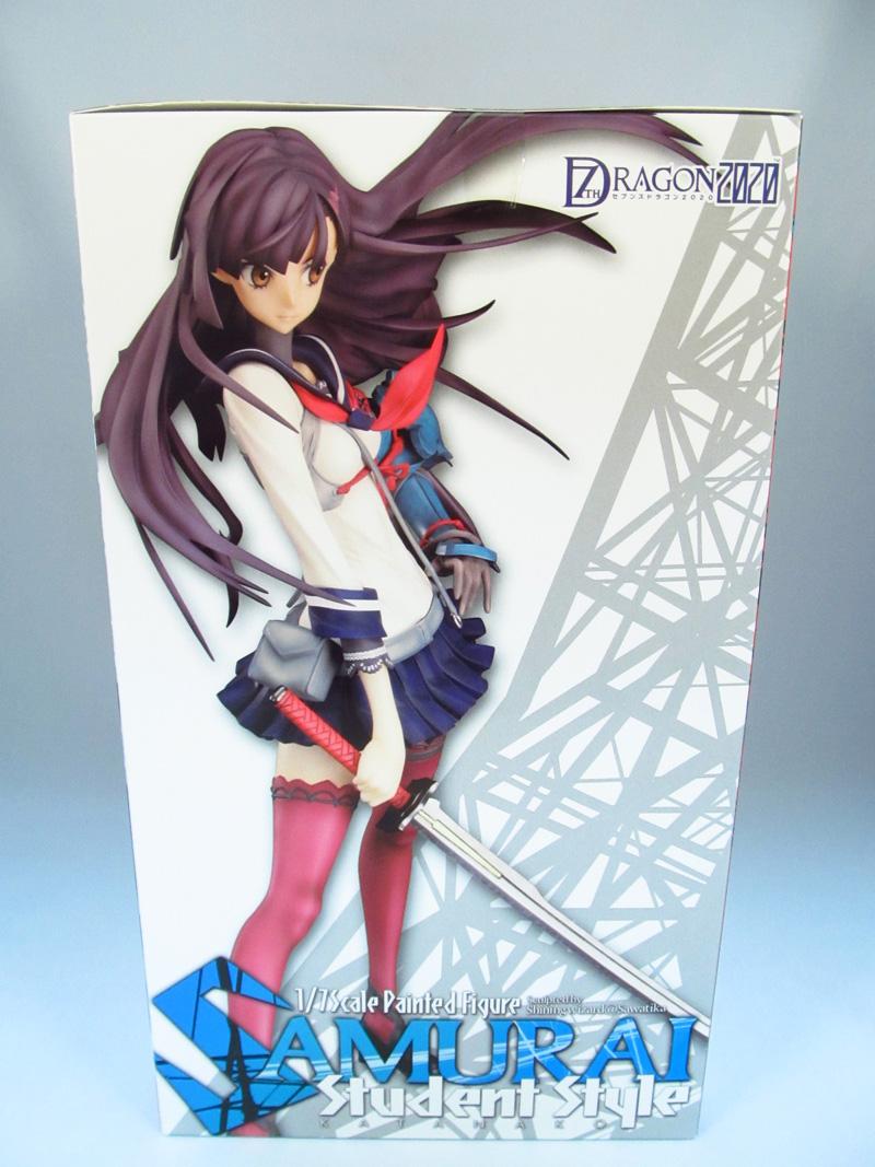 セブンスドラゴン2020 サムライ(刀子) マックスファクトリー パッケージ