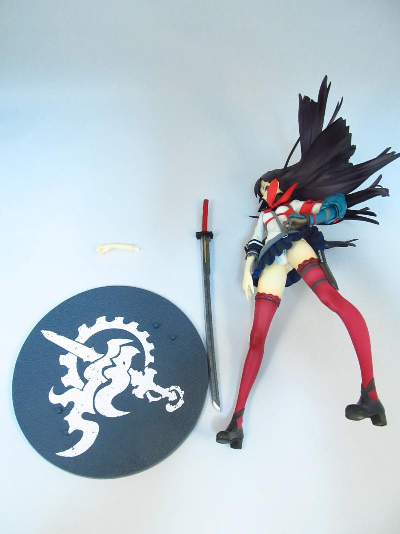 フィギュア セブンスドラゴン2020 サムライ(刀子) マックスファクトリー パーツ