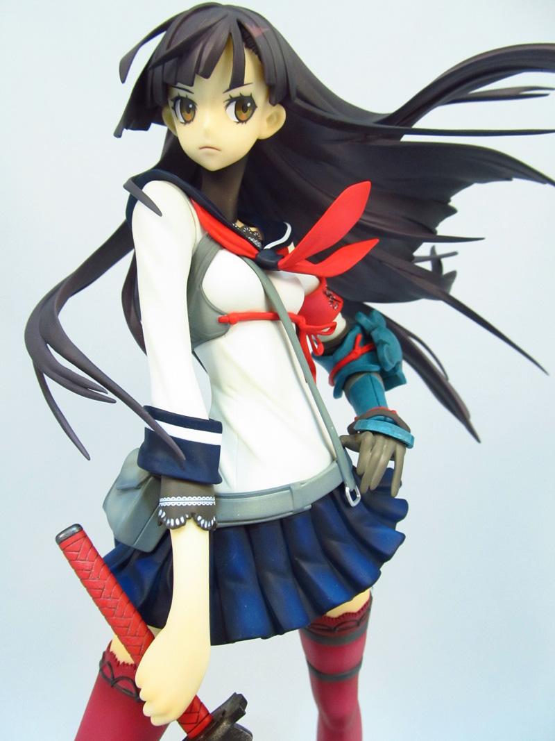 フィギュア セブンスドラゴン2020 サムライ(刀子) マックスファクトリー 制服
