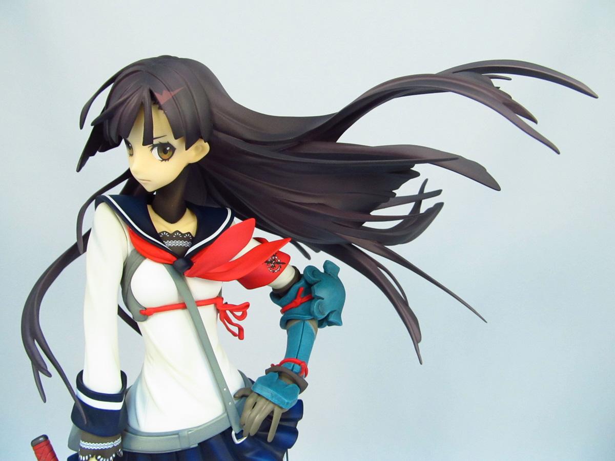 フィギュア セブンスドラゴン2020 サムライ(刀子) マックスファクトリー この写真が一番良く撮れた