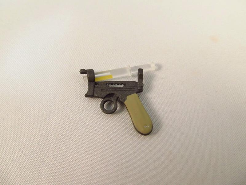 ビート 超看護婦 MilkyWay ほたるちゃん ピンク 銃 組み立て 差込み 注射器