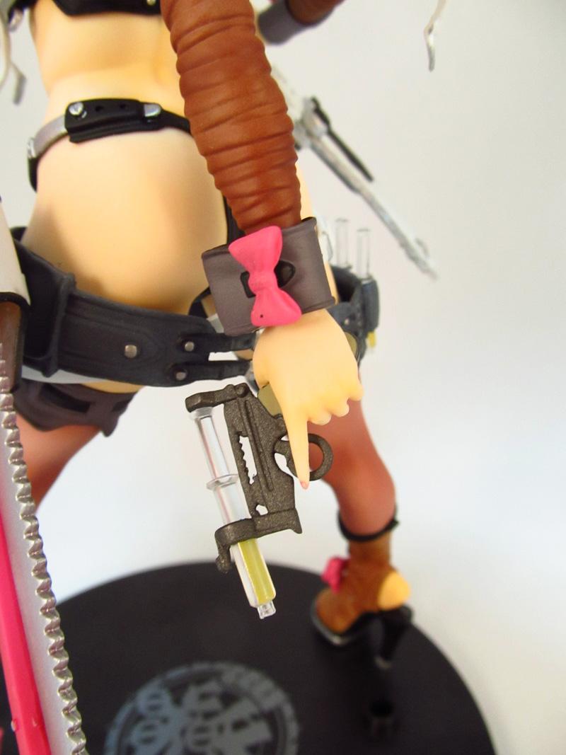 ビート 超看護婦 MilkyWay ほたるちゃん ピンク アップ 左手 銃