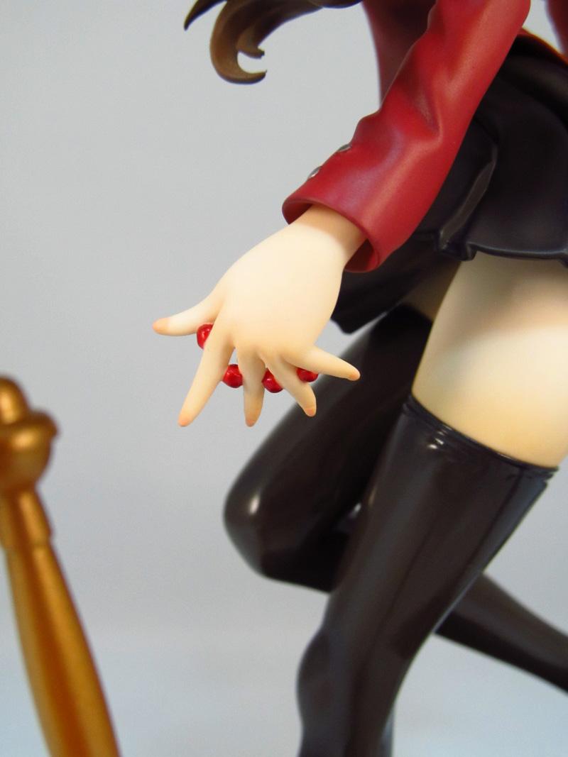 フィギュア グッスマ 遠坂 凛 UNLIMITED BLADE WORKS 左手に宝石