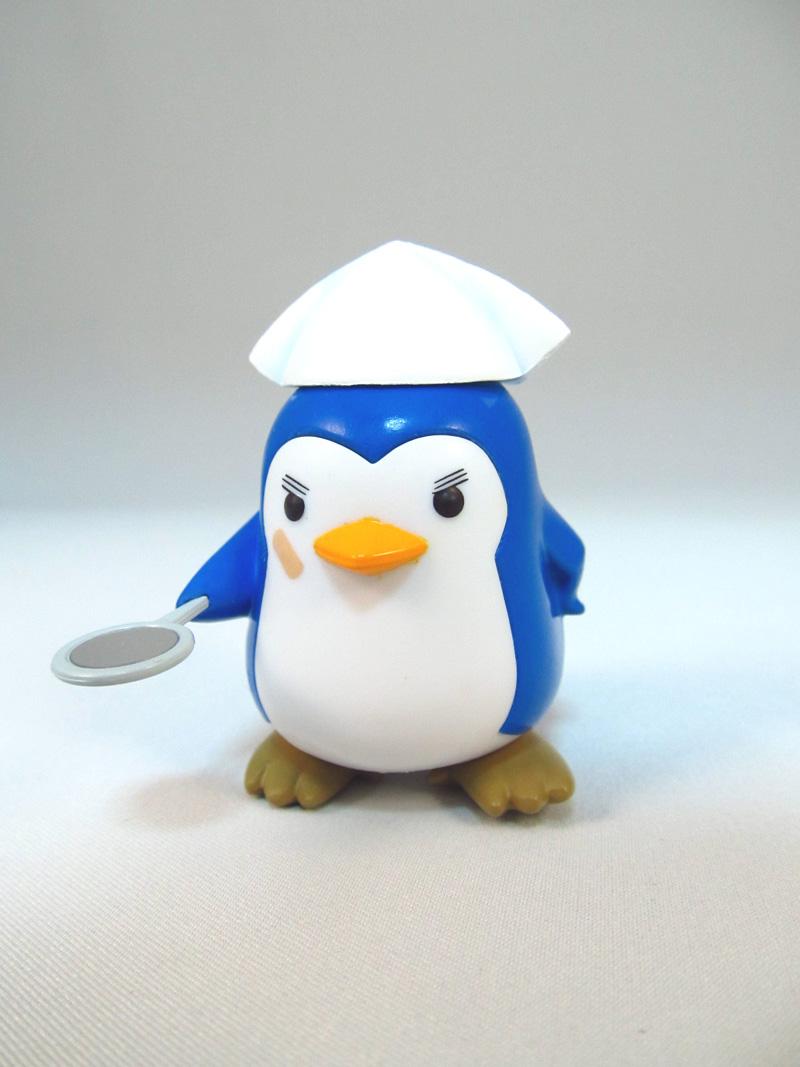 wave ビーチクイーン 侵略 イカ娘  フィギュア ペンギン一号