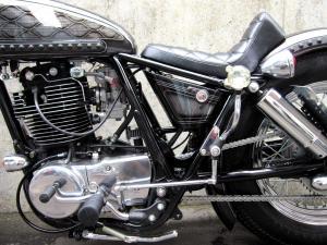 SR400 カスタム