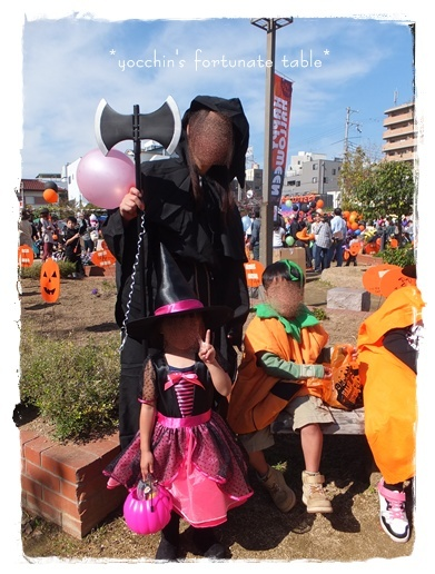*ハロウィンパレード*