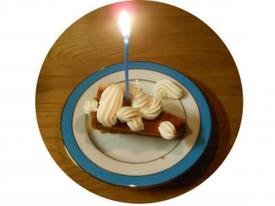 2012 08 06 BDケーキ