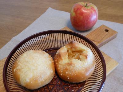 2012 10 19 りんごパン