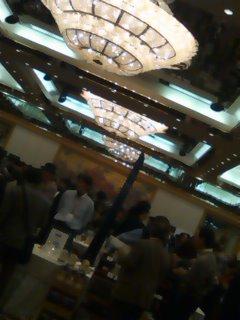 ウィスキーフェスティバル2012 会場内