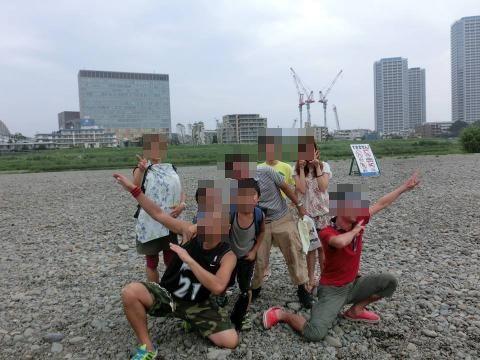2013 二子玉川BBQ3