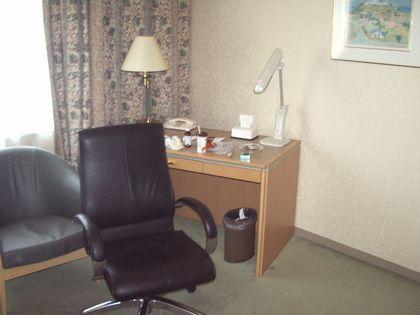 ホテルの部屋4