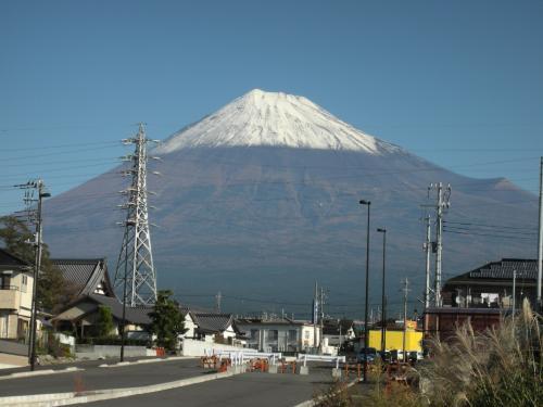 おかっぱ富士山