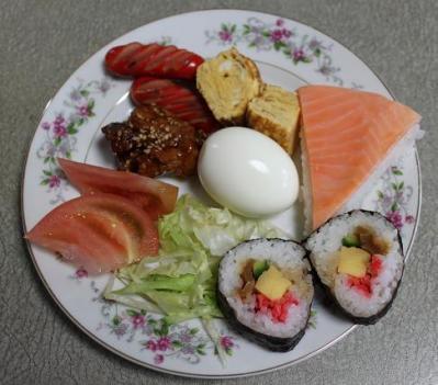 昼食ytr