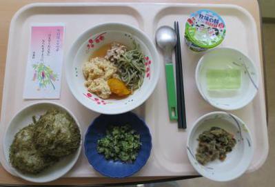 病院食qaw