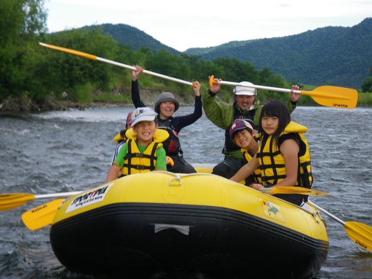 ss raft