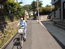 6-16自転車