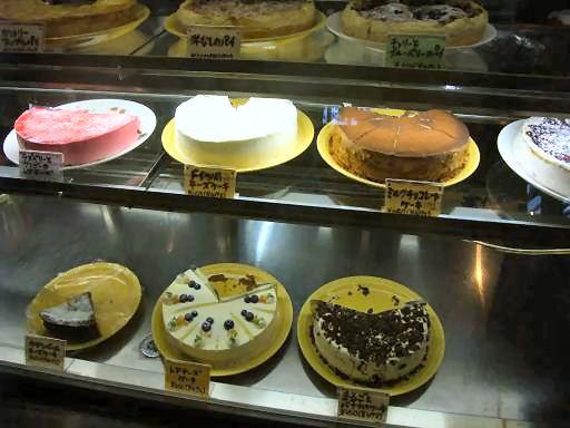 H24.7.30店内ケーキ
