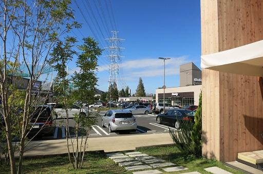11-15スプーン駐車場