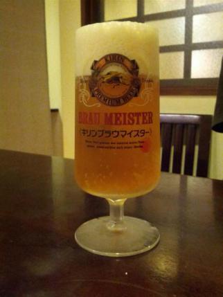 ビールいつもの