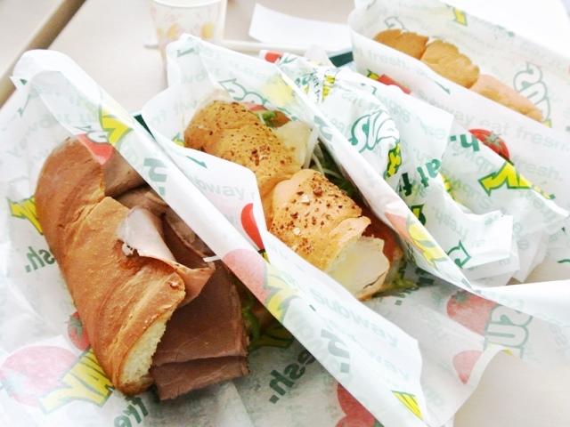 野菜のSUBWAY イオンモール羽生店 (1)