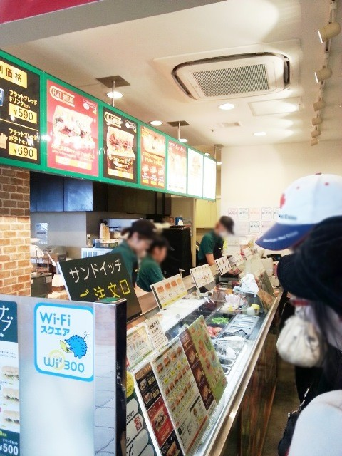 野菜のSUBWAY イオンモール羽生店 (6)