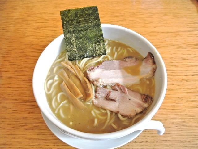 煮干そば とみ田10