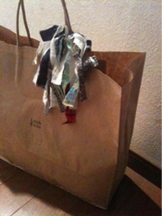 リトルイーグル紙袋