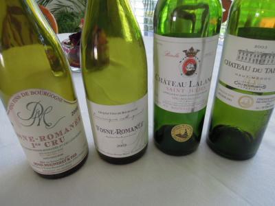 昨日のワイン 1