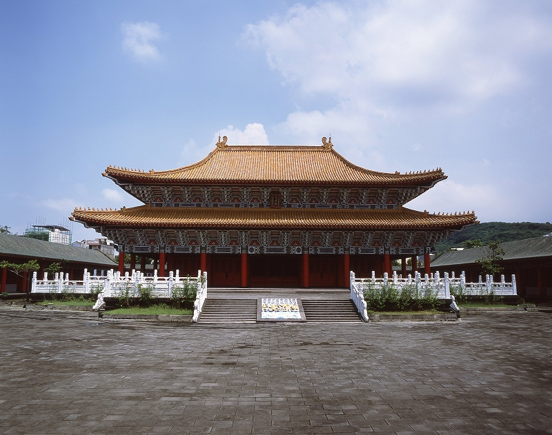高雄市・孔子廟