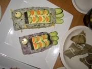 鯉のぼり寿司です