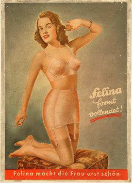 felina corsets - 1930s