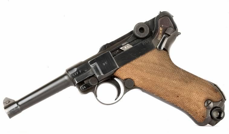 1942 Luger mint-4