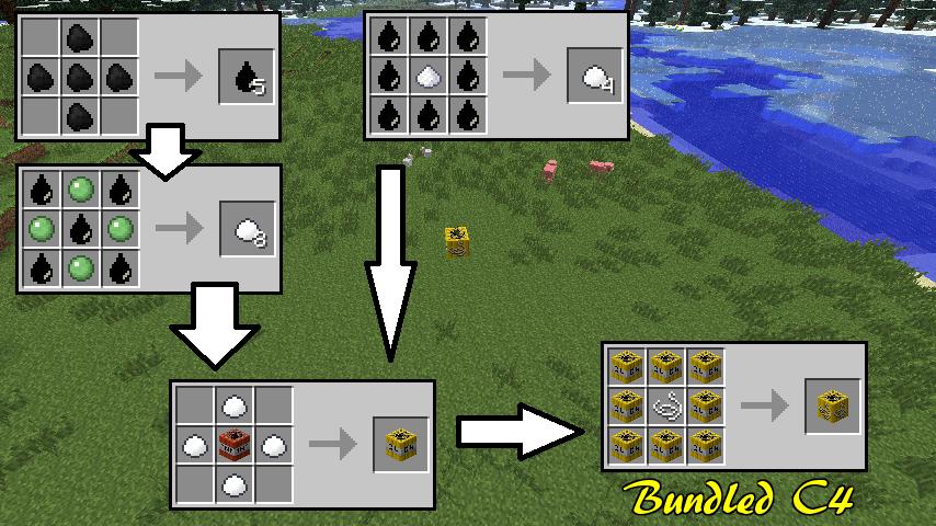 More Explosives Mod-3
