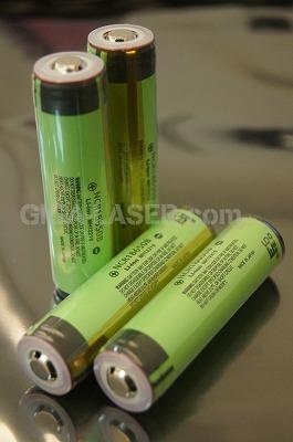 NCR18650Bリチウムイオン充電池