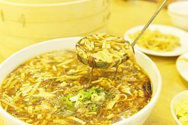 _DSC1358 酸辣湯麺(サンラータンスープ)