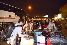 _DSC0892 空港に到着しました