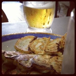 IMG_1380餃子にビール