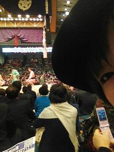 2013年 3月 大阪場所相撲
