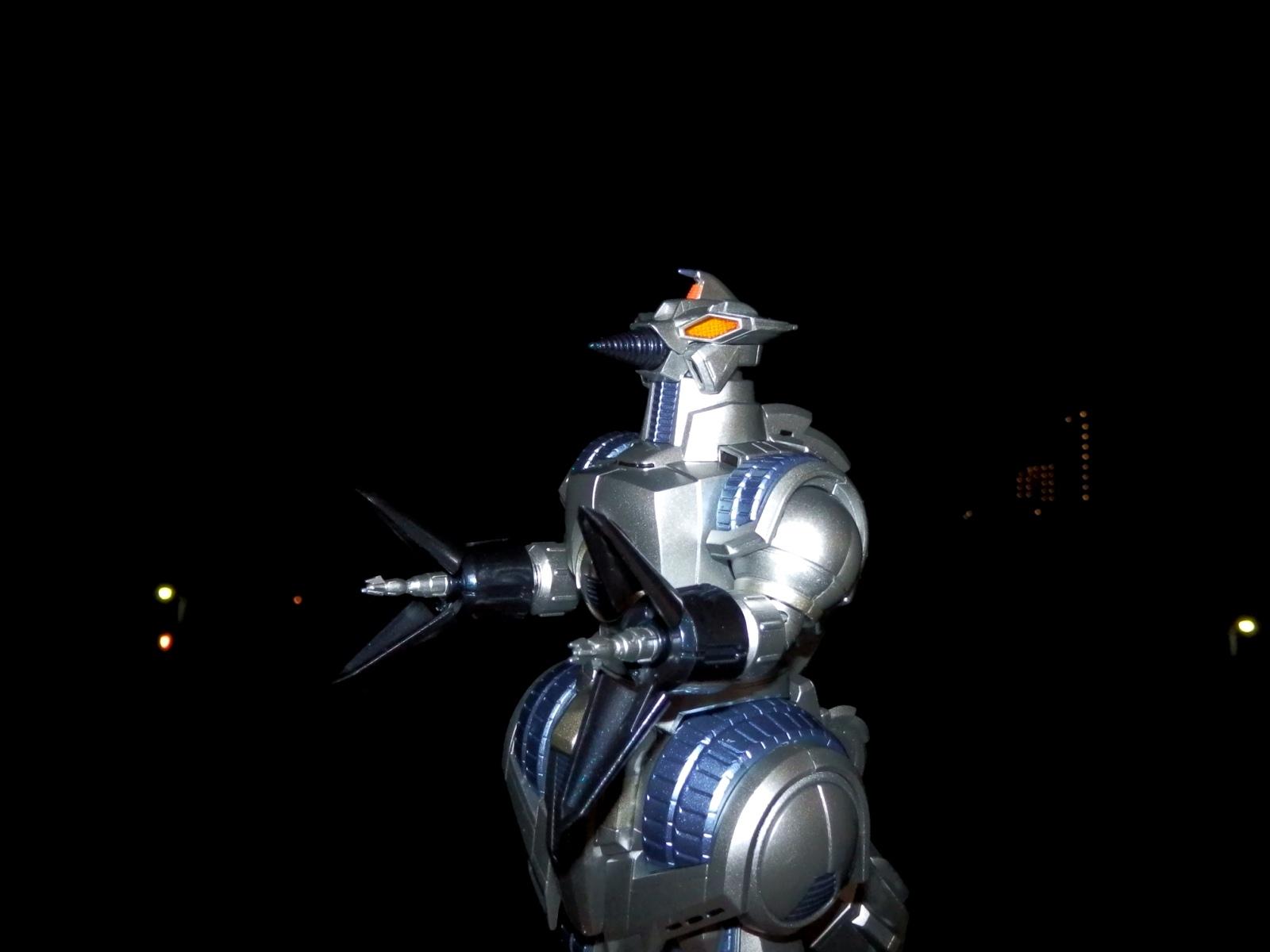 ハイパーグレネードミサイル発射!
