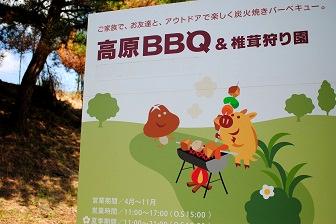BBQ広場